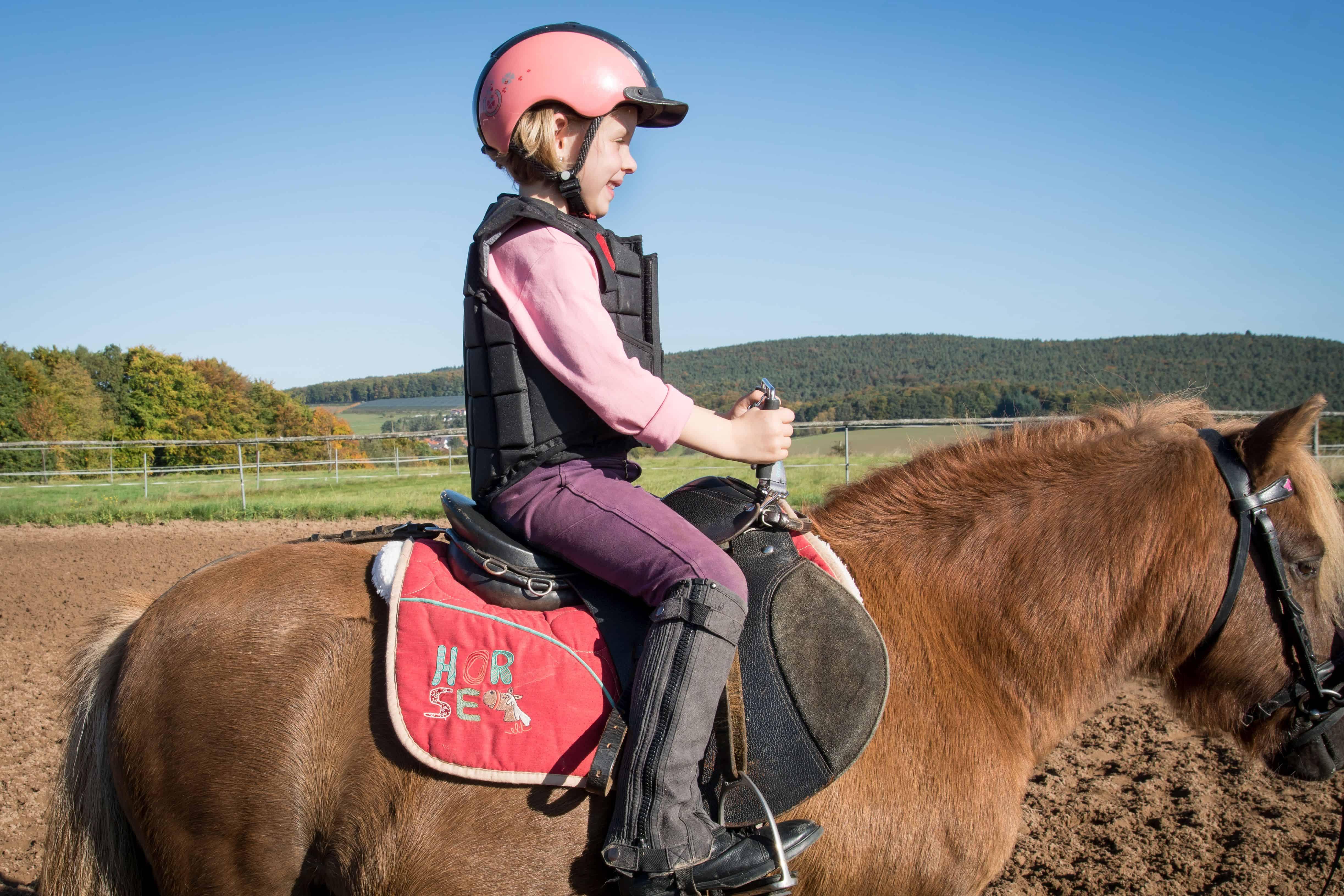 Die ruhige Reiterhand: mit der richtigen Hilfe leicht