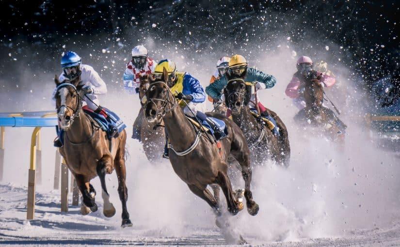 Geschichte des Pferderennens